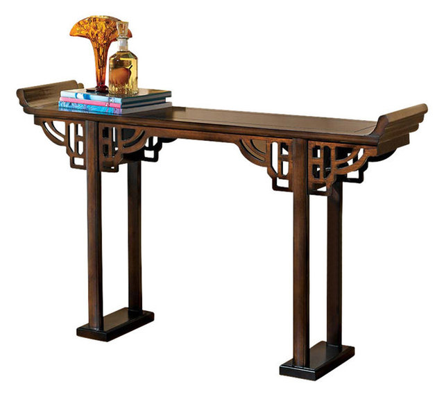 Forbidden City Asian Console Table Asian Console Tables by