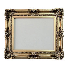 Gold-Leafed Picture Frame