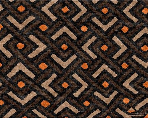 African Custom Rug Designs   Rugs