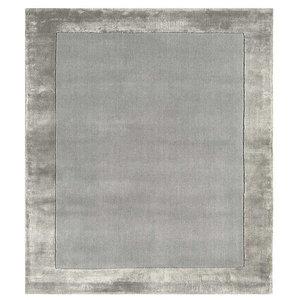 Ascot Rug, Silver, 120x170 cm