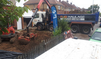 Worthing resin bound back patio path and driveway