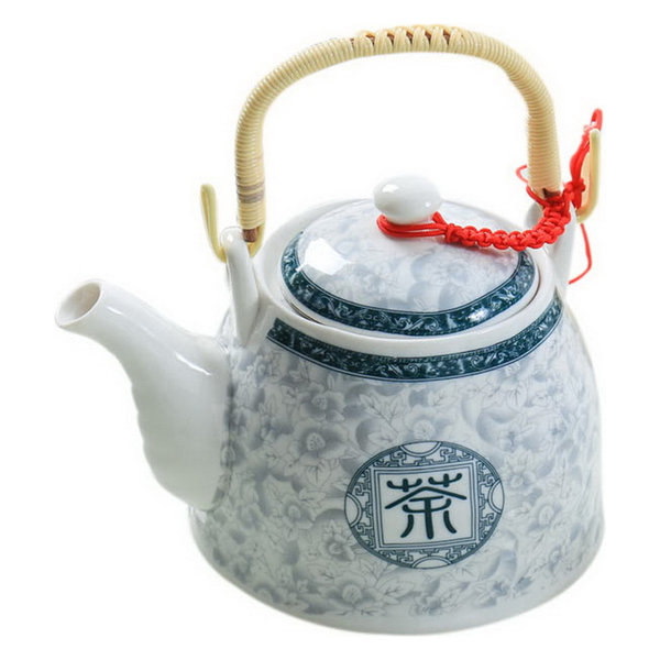 Cold Kettle Boiled Teapot w