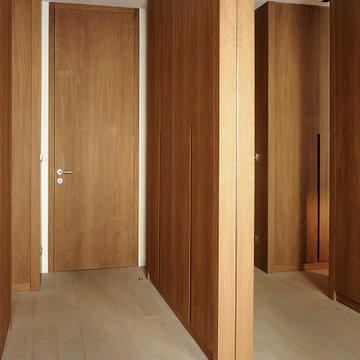 Rénovation complète et assemblage de 2 appartements Haussmannien
