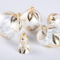 - Noel 15 - Boule de Noël et Suspension