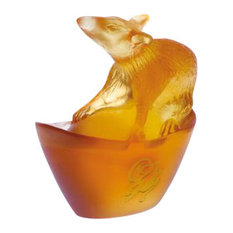 Daum Crystal Mouse Chinese Horoscope 03688