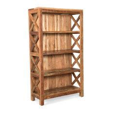 Gabrielle Distressed Book Shelf