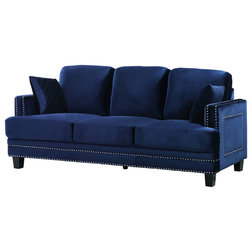 Transitional Sofas by Meridian Furniture