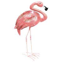 Home Accent Flaminggo Iron Decor