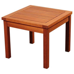 Transitional Outdoor Side Tables by International Home Miami Corp