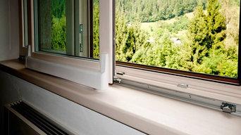 Wooden or Wooden-Aluminium Windows, Doors, Staircases, Balconies, Shutters