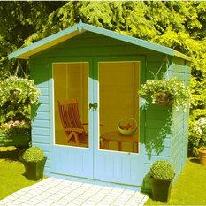 - Avance 7 x 5 Shiplap Summerhouse - Garden Rooms & Studios