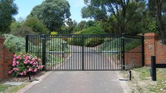 Steel and Aluminium Gates