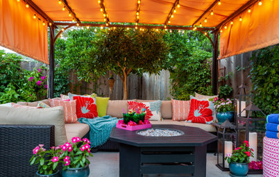 Take a Walk Through a California Designer's Outdoor Oasis