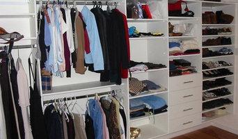 Wardrobe fitout