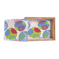 Deny Designs Karen Harris Brandywine Fall Primrose Incarnation Storage Box
