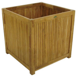 Transitional Outdoor Pots And Planters by Westminster Teak