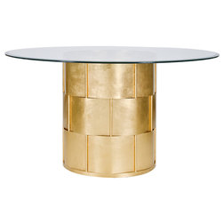 Contemporary Dining Tables by Worlds Away