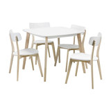 Solna Dining Table and 4 Chairs