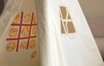 Guest Picks: Simple to Stunning Kids' Tepees and Tents