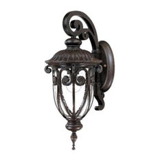 Acclaim Lighting 2102MM Naples - One Light Outdoor Wall Mount