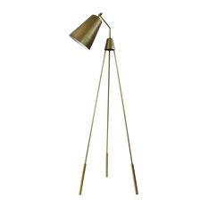 Amato Table Lamp, Gold