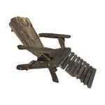Foldable Adirondack Chair Transitional Adirondack
