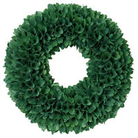 "18.25"" Woodchip Wreath"