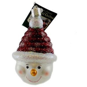 Glitterazzi Regal Royale Snowman Ornament Christmas Ornaments By Joy To The World