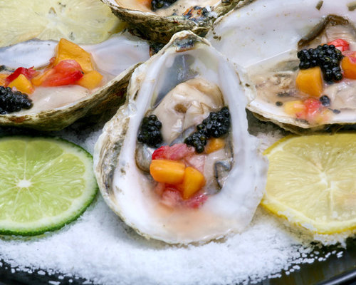 Oysters on the Half Shell - Products