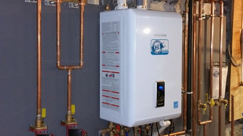 Whole Home Heating Solution With Equipment Relocation