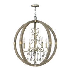 Fredrick Ramond FR37235 Abingdon 4 Light Chandelier