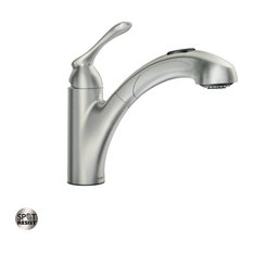 Moen 87017 Banbury Pullout Spray Kitchen Faucet - Spot Resist Stainless
