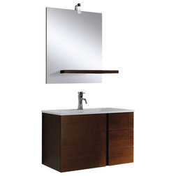 Cool Modern Bathroom Vanities And Sink Consoles by Adornus Cabinetry