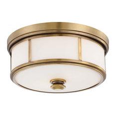 Bathroom Lighting Flush Mount flush-mount ceiling lights | houzz