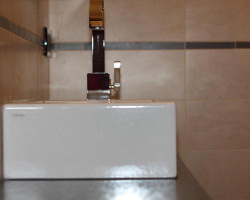 Casa privata a Favaro Veneto (VE) - Top per lavabo