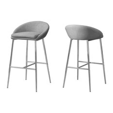 Low Profile Bar Stools Amp Counter Stools Houzz