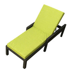 Modern outdoor chaise lounges houzz for Agio international barbados chaise lounge