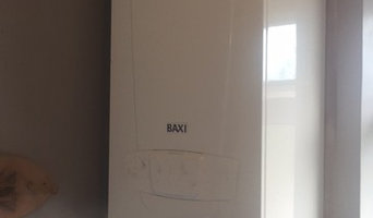 Boiler replacement before and after