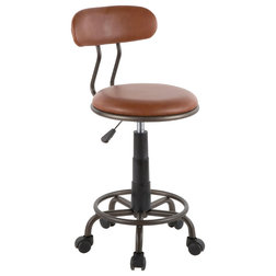 Industrial Office Chairs by LumiSource