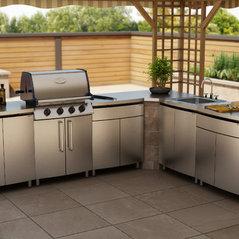 Contur Outdoor Kitchen Set