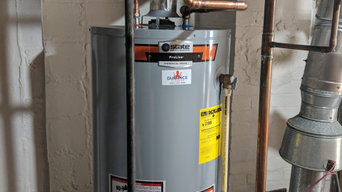 Water heater installation in Silver Spring Maryland