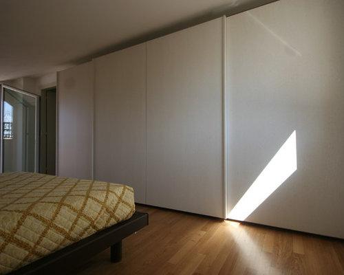 camera da letto su misura moderna - Camera Da Letto Su Misura