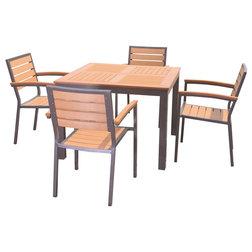 Contemporary Garden Bistro Tables by Great Sense