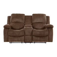 Global Furniture USA Extra Plush Coffee Console Rec. Loveseat