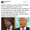 McGahn subpoenaed to testify before the House committee on May 21