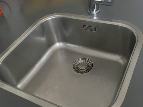 ... I Discovered That In Holland Sinks Are Often Mounted Flush With A  Formica Counter Top. Clean Look And Clean Seams. Is That Not Done In North  America, ...