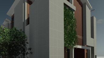 Villa Design & 3D Rendering