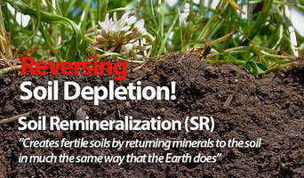 Reverse Soil Depletion