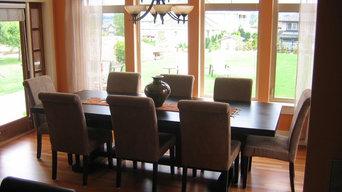 Custom furnishings
