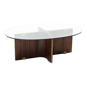 Marioni Maxime Low Oval Coffee Table  Marioniit